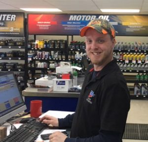 Carquest Diby Auto Counter Staff